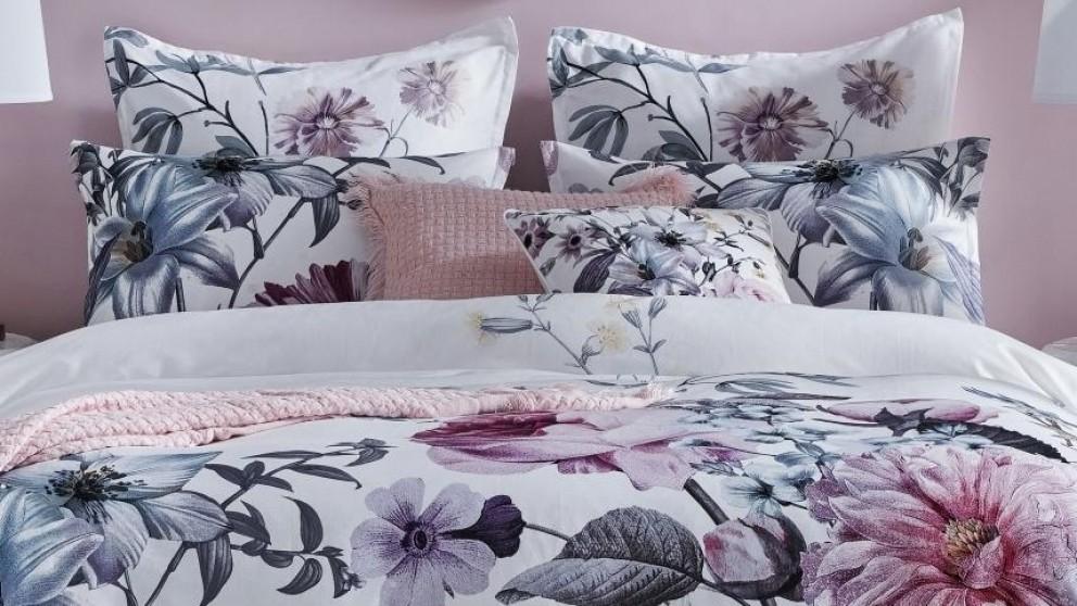 L'Avenue Cynthia White European Pillowcase