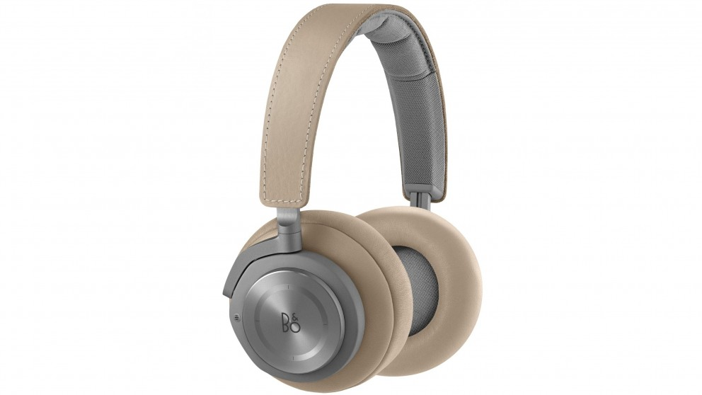 B&O PLAY Beoplay H9 Wireless Bluetooth Active Noise Cancelling Over-Ear Headphones - Argilla Grey