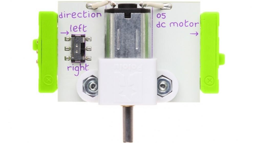 littleBits Output Bits DC Motor