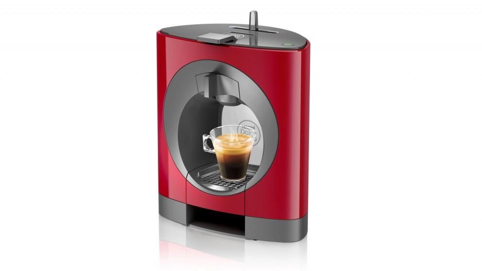 Nescafe Dolce Gusto Oblo Coffee Machine - Red