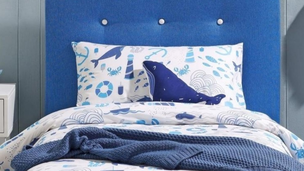 Out to Sea Kids Cushion