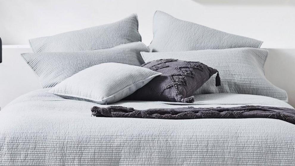 L'Avenue Jamieson Silver Cushion