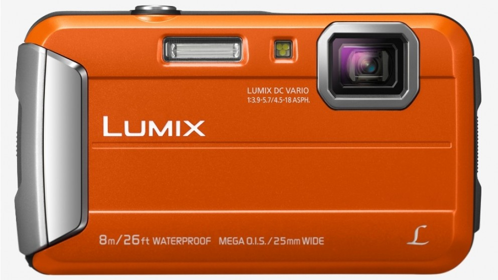 Panasonic DMC-FT30 Lumix - Orange