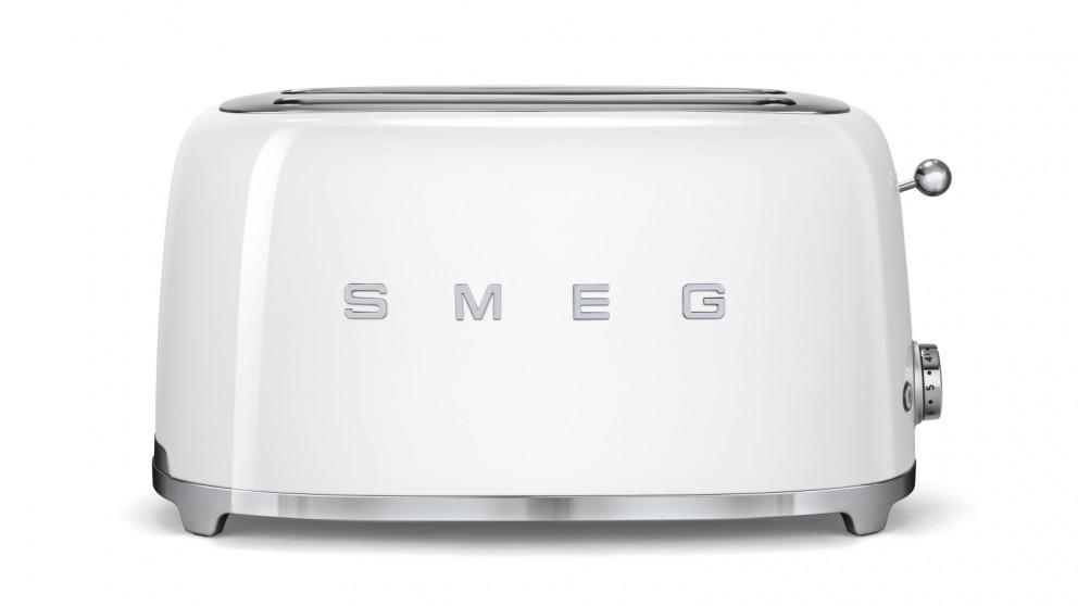 Smeg 50's Style Series 4 Slice Toaster