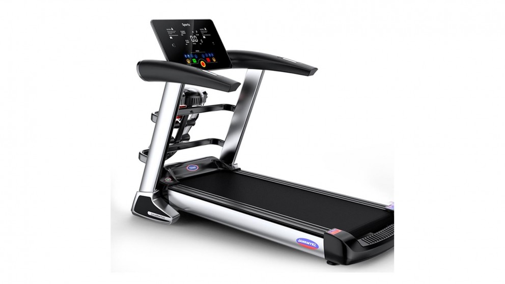 JMQ Fitness A8 Foldable Electric Treadmill with Bluetooth