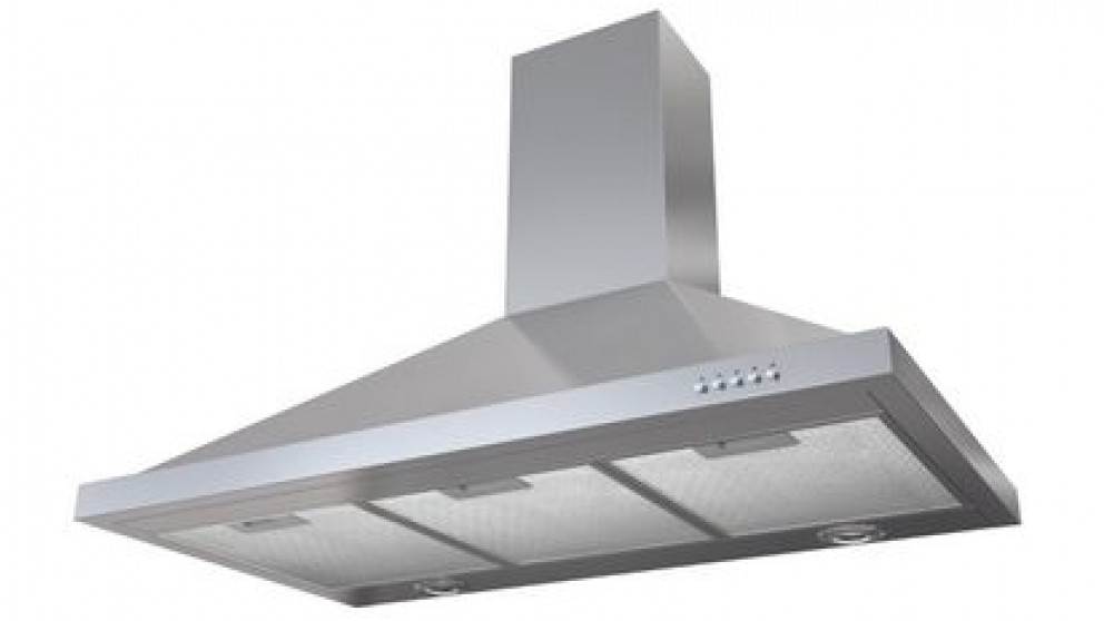 Ariston 900mm Canopy Rangehood