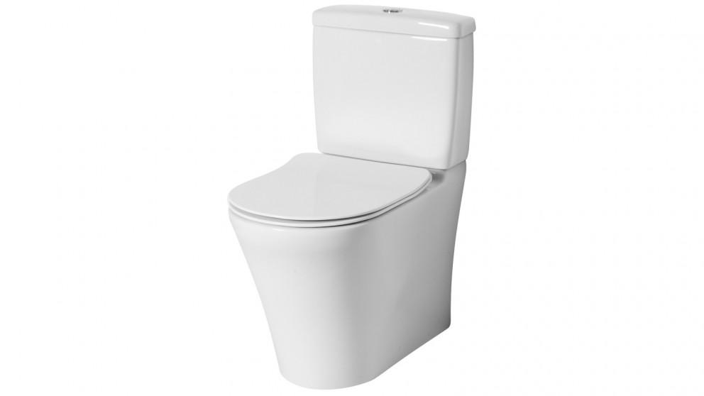 Villeroy & Boch Pavia 2.0 DirectFlush Back to Wall S Trap Slim Seat Toilet Suite