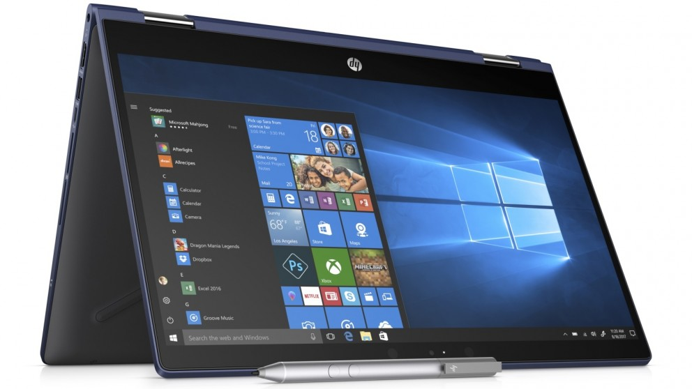 HP Pavilion X360 14-CD0111TU 14-inch 2-in-1 Modern PC