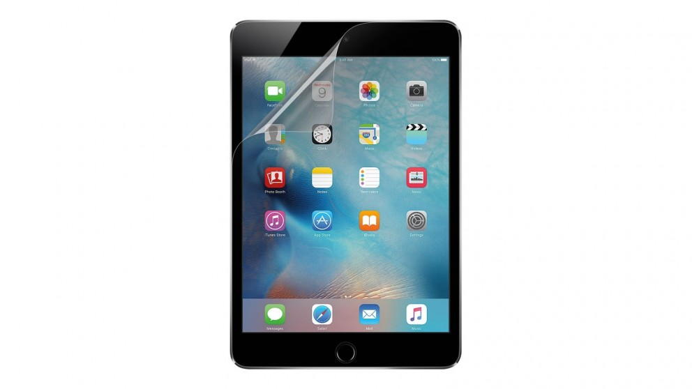 Belkin Transparent Screen Protector for iPad Mini 4 - 2 Pack