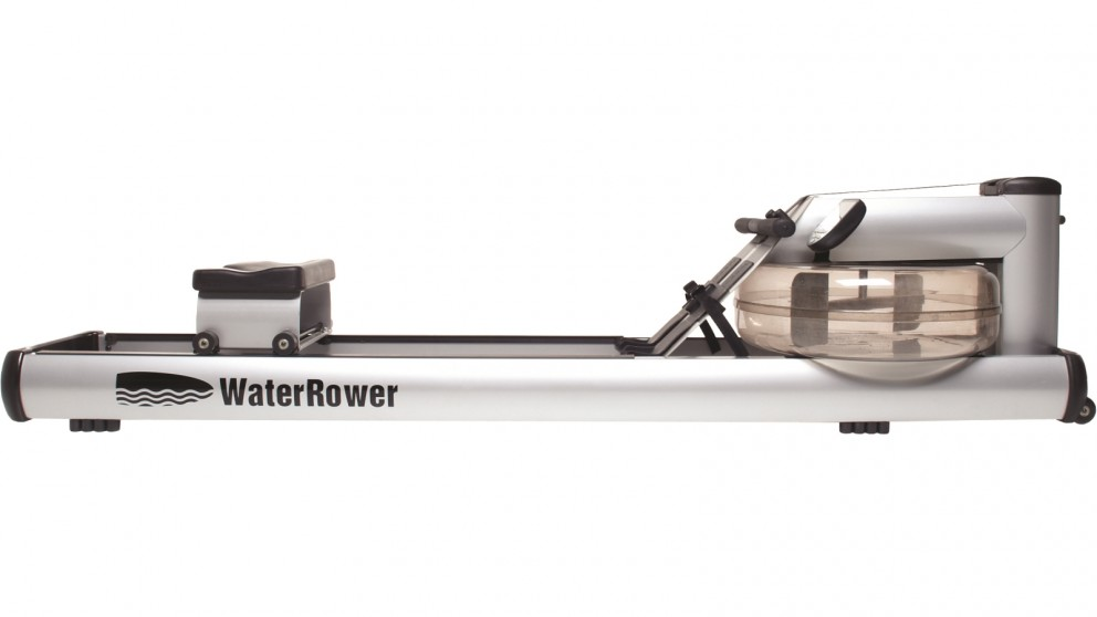 WaterRower Dual Rail Rowing Machine with S4 Monitor