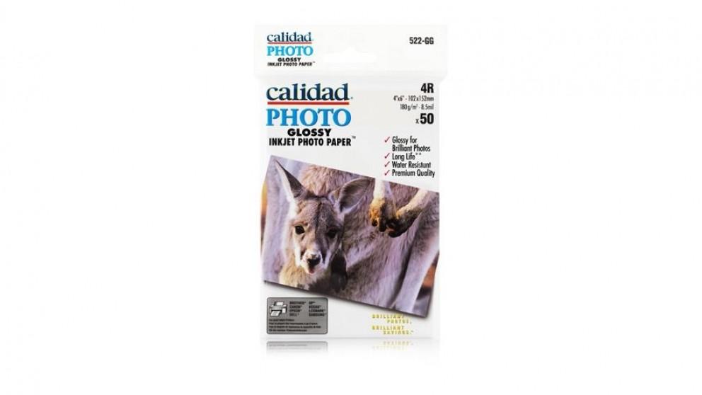 Calidad 6x4 180GSM Gloss Paper