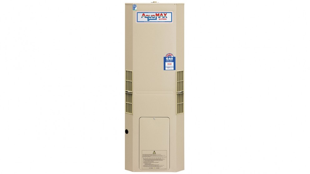 Aquamax 270L Gas Stainless Steel Hot Water Storage System