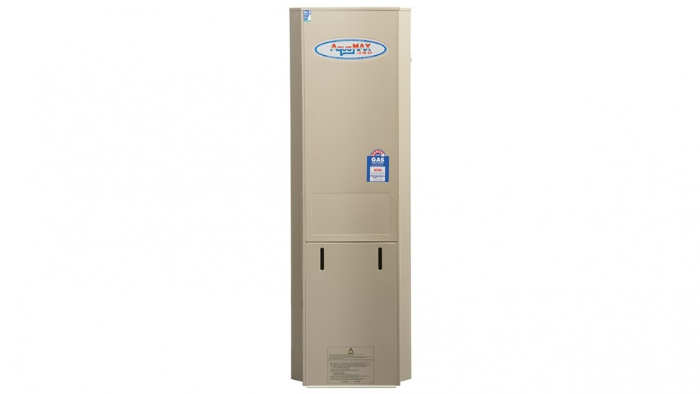 Aquamax 340L Stainless Steel Natural Gas Hot Water Storage System