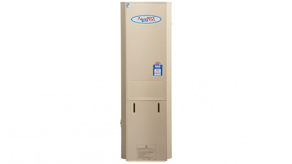 Aquamax 390L Stainless Steel Natural Gas Hot Water Storage System