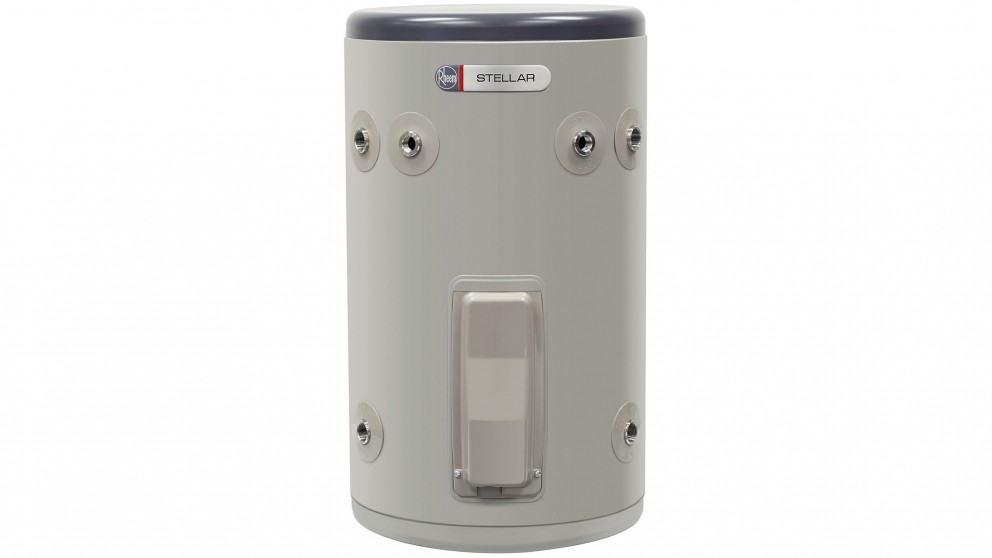 Rheem Stellar Single Element 50L Stainless Steel Electric Hot Water Storage System