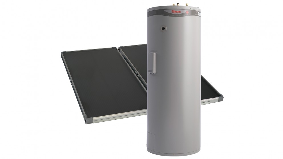 Rheem Premier Loline 270L Solar Hot Water System with Electric Booster
