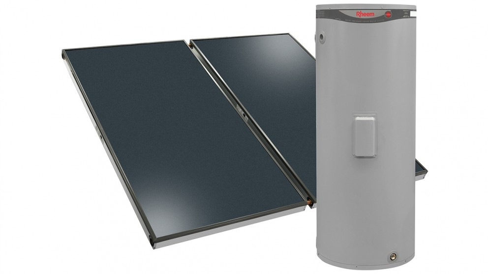 Rheem Loline 325L Solar Hot Water System with Electric Booster