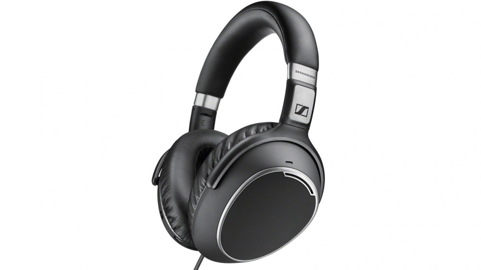 Sennheiser PXC 480 Noise Cancelling Over Ear Headphones