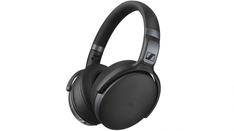 Sennheiser HD 4.40 BT Wireless Over-Ear Headphone - Black
