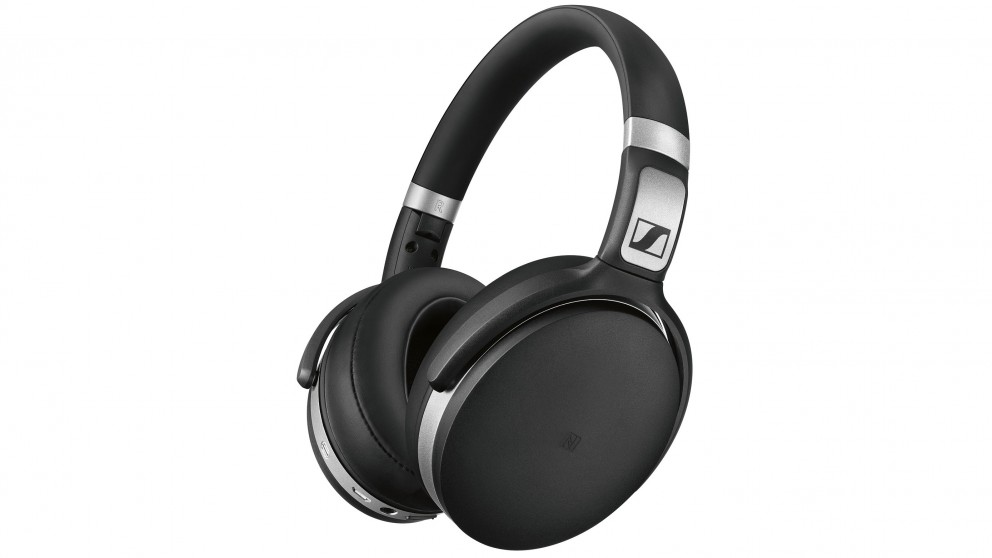 Sennheiser HD 4.50 BT Wireless Over-Ear Headphone - Black