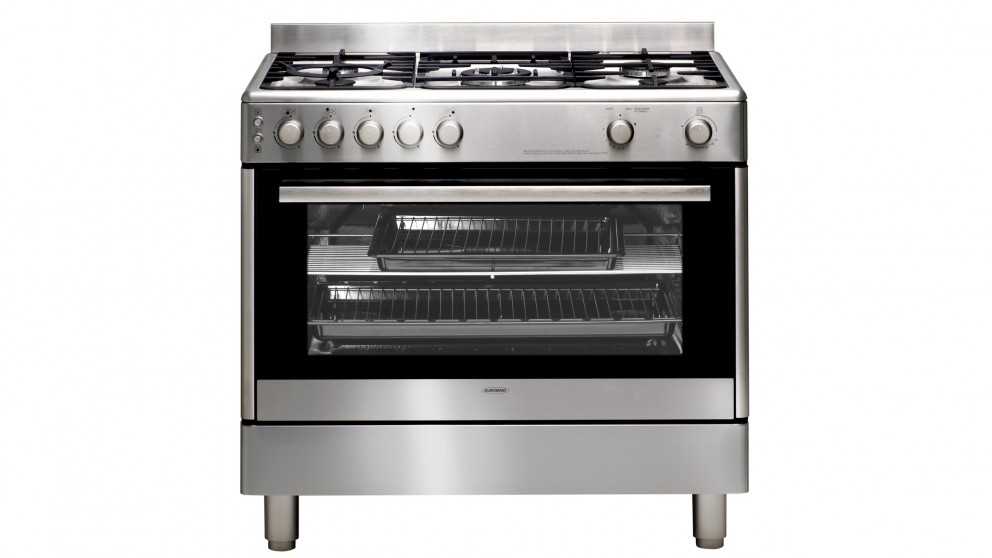 Buy Euromaid 900mm Freestanding Gas Cooker
