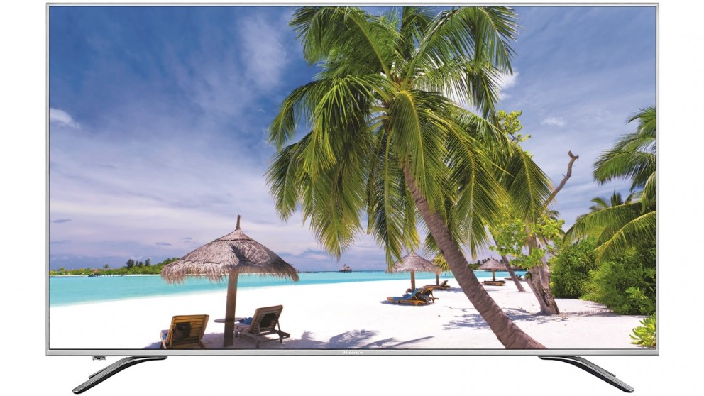 Hisense 50-inch P6 4K Ultra HD LED LCD Smart TV