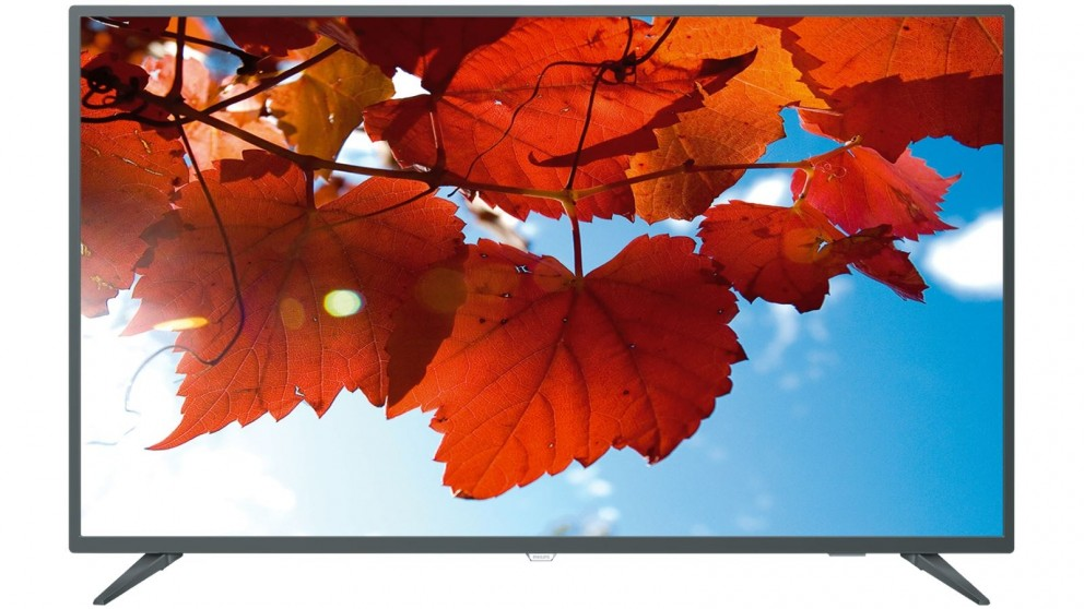 Philips 50-inch 6100 Series 4K UHD LED LCD Smart TV