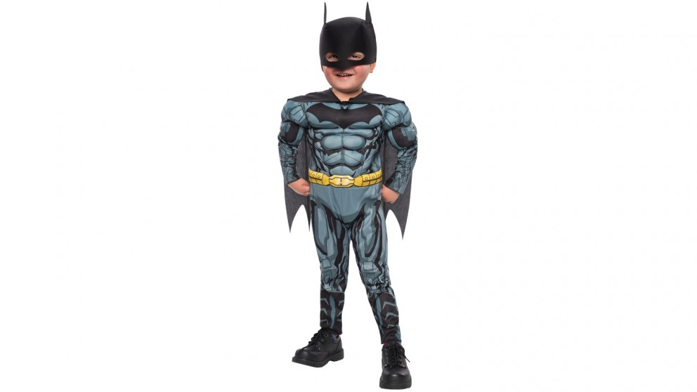 Batman Muscle Chest Costume for Toddler