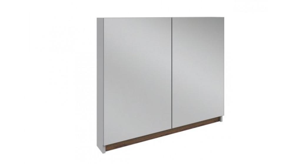 Buy rifco infinity 750x1500mm 3d shaving cabinet harvey for Bathroom cabinets harvey norman