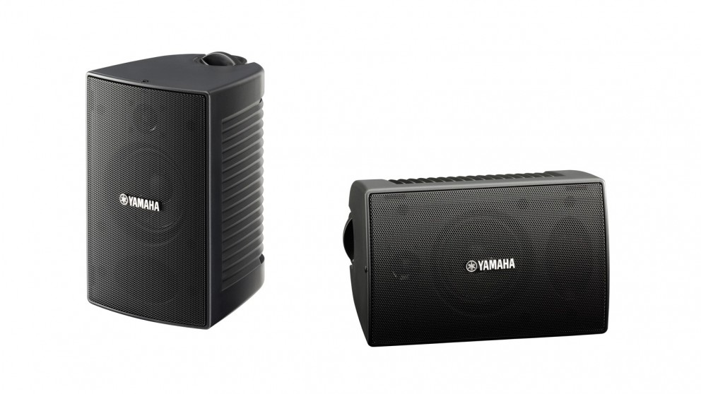 Yamaha NS-AW194 All Weather Speakers - Black