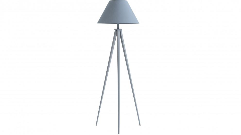 Buy aiden grey floor lamp harvey norman au aiden grey floor lamp aloadofball Gallery