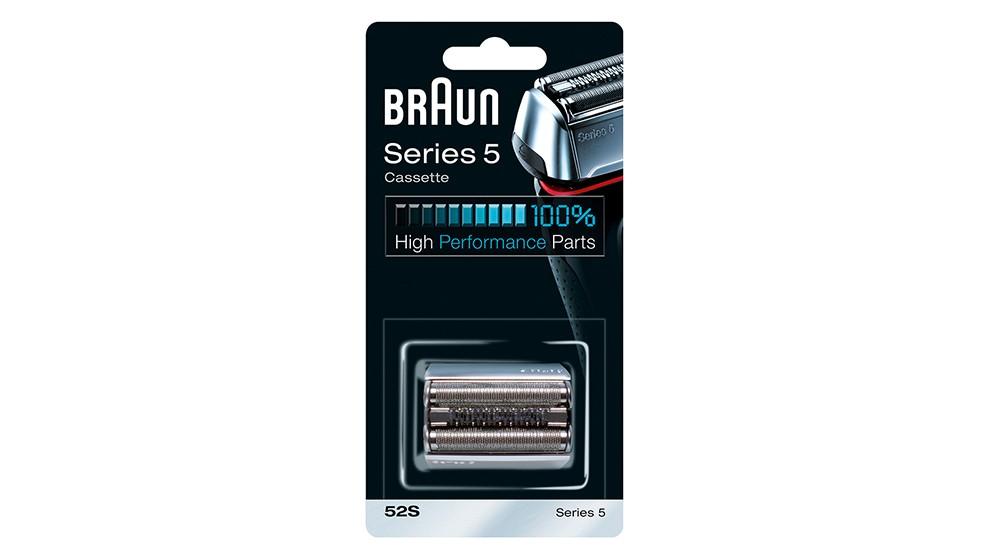 buy braun series 5 52s cassette shaver foil harvey norman au. Black Bedroom Furniture Sets. Home Design Ideas