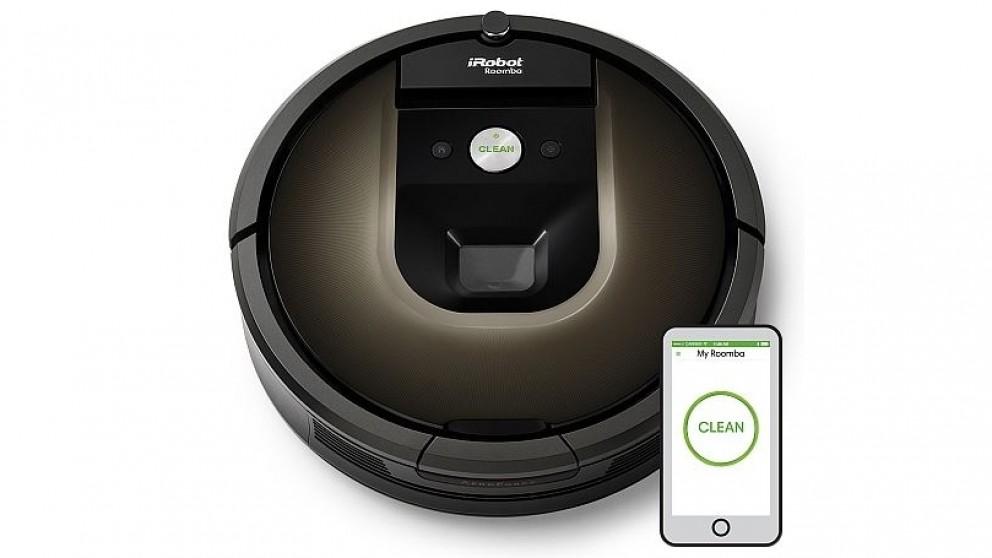 iRobot Roomba 980 Robotic Vacuum Cleaner
