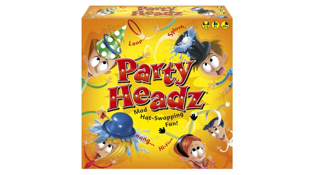 Party Headz Board Game