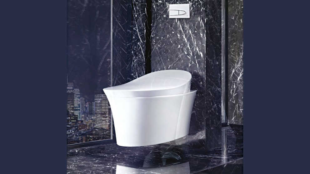 Kohler Veil Intelligent Wall Hung Toilet