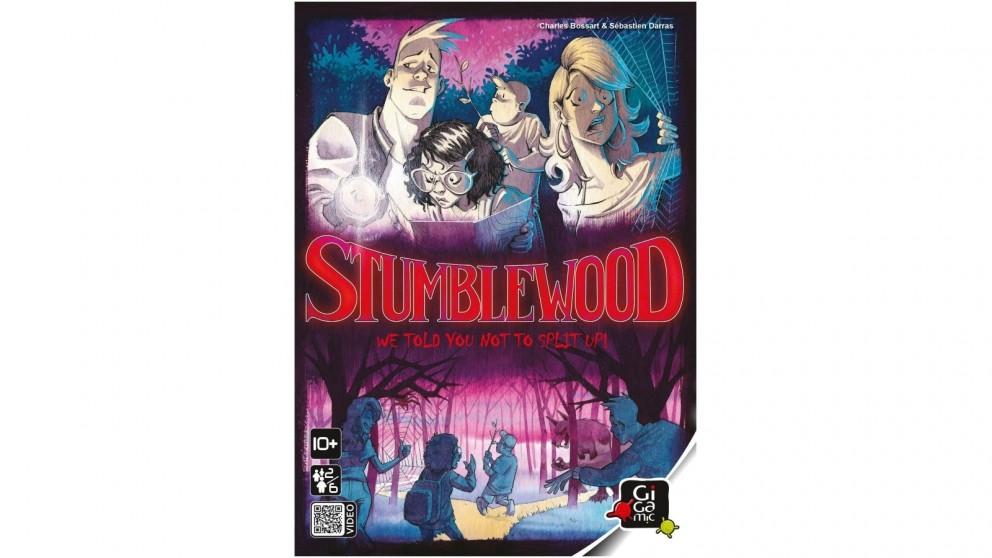 Stumblewood Strategy Game