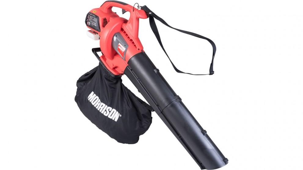 Morrison Ezi Switch Petrol Blower Vacuum - Red