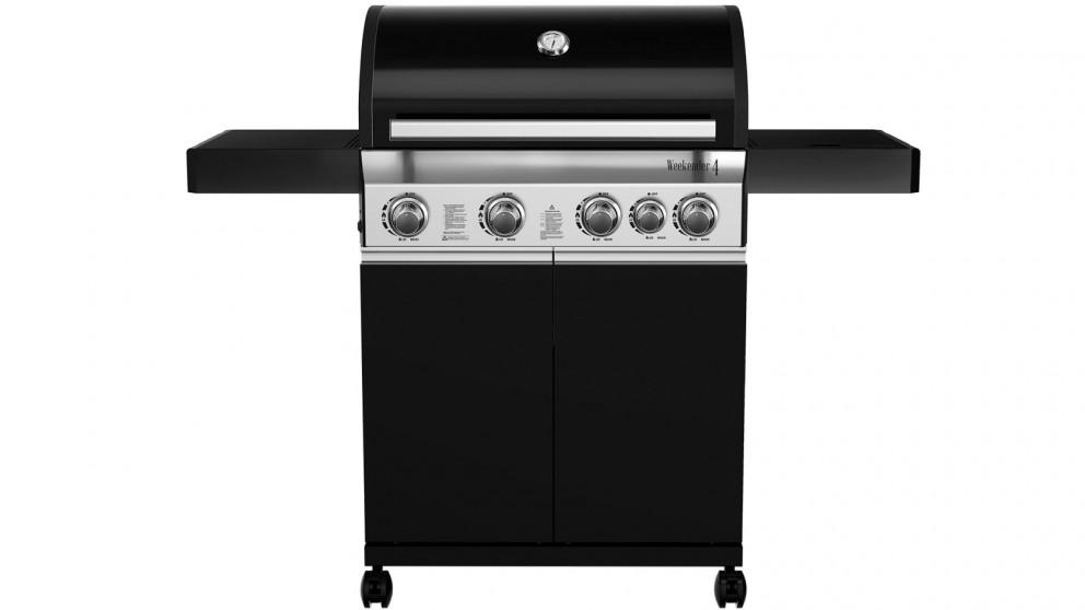 Masport Weekender 4-Burner BBQ