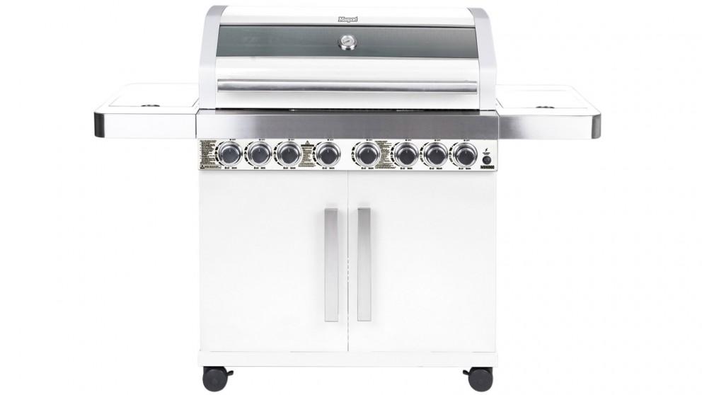 Masport MB6600 6-Burner BBQ - White