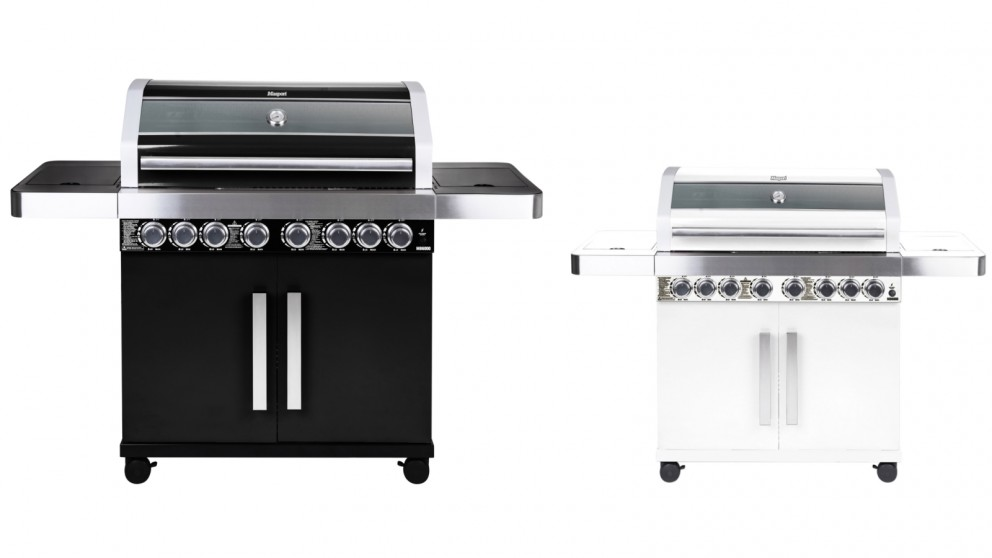 Masport MB6600 V2 6 Burner BBQ