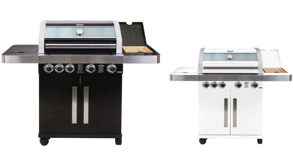 Masport MB4400 4-Burner BBQ