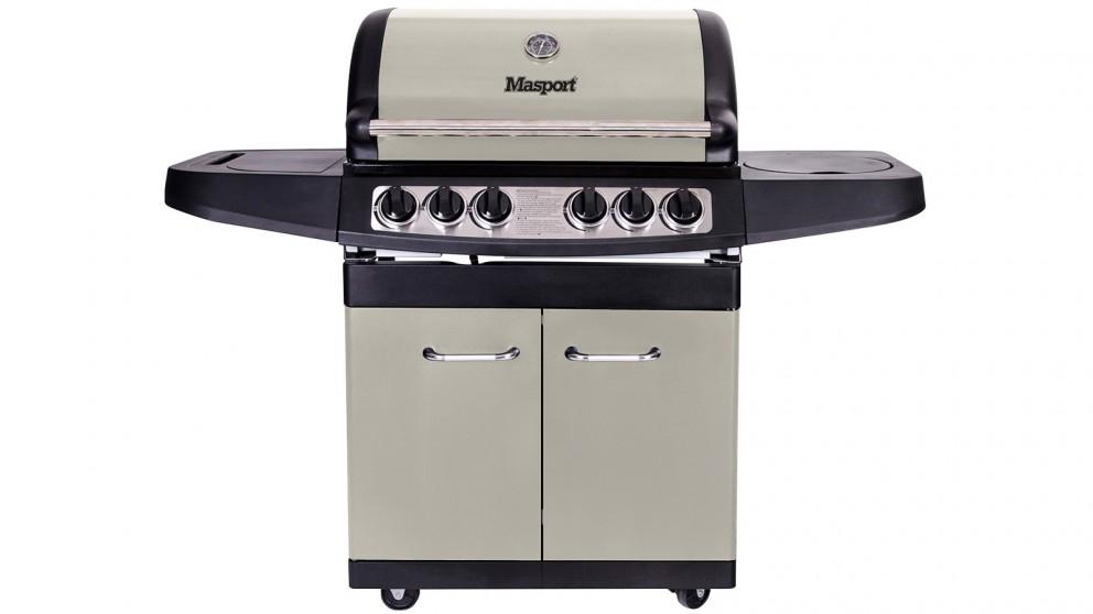 Masport Maestro 4-Burner BBQ - Stone