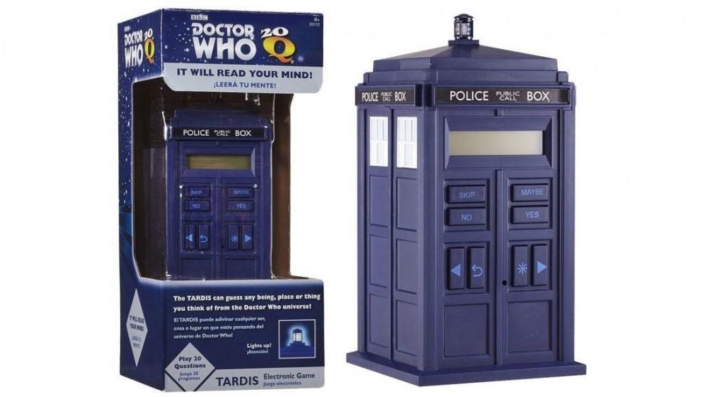 Doctor Who Tardis 20 Q