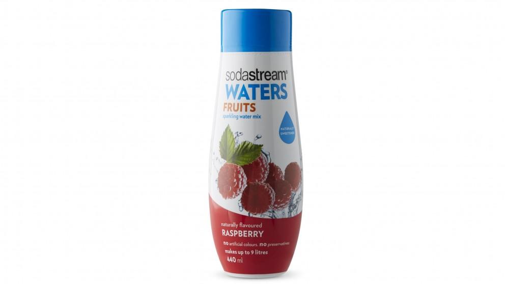 SodaStream 440ml Fruits Raspberry Syrup