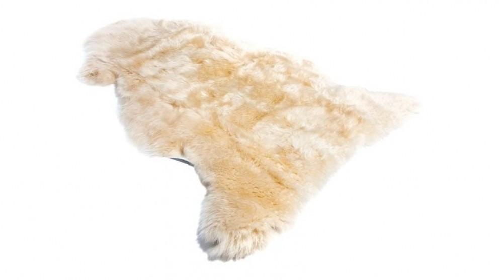 BabyRest Natural Shape and Colour Lambskin Rug