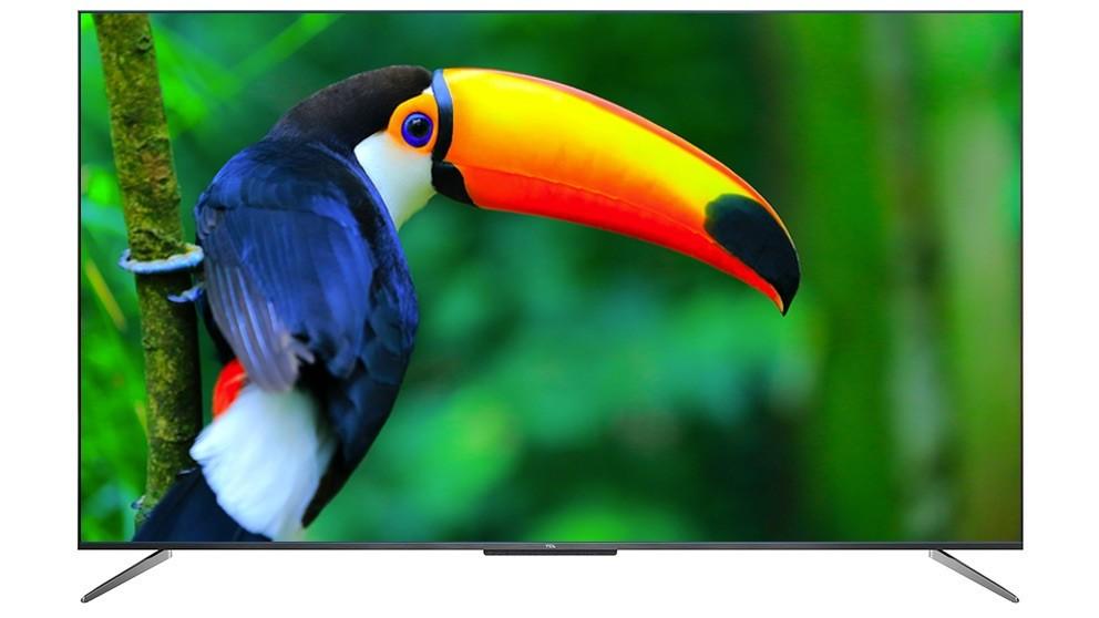 TCL 55-inch C715 4K QLED Smart TV