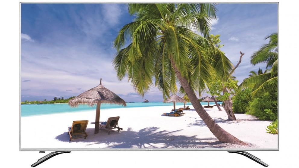 Hisense 55-inch P6 4K Ultra HD LED LCD Smart TV