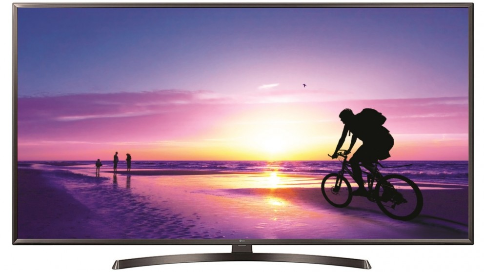 LG 55-inch UK6340 4K UHD LED LCD AI ThinQ Smart TV