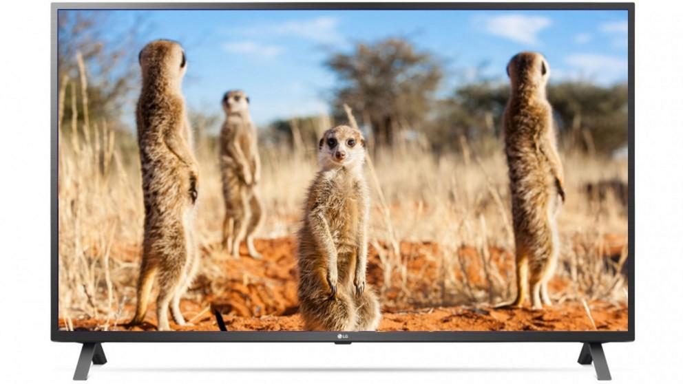 LG 55-inch UN7300 4K UHD Ai ThinQ Smart TV