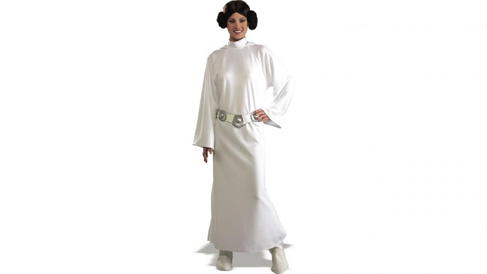 Princess Leia Deluxe Adult Costume - Standard